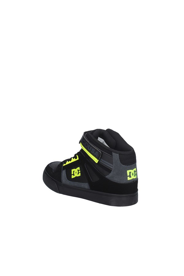DC SNEAKERS BLACK