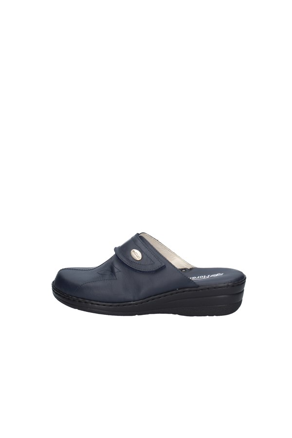 FLORANCE slippers BLUE