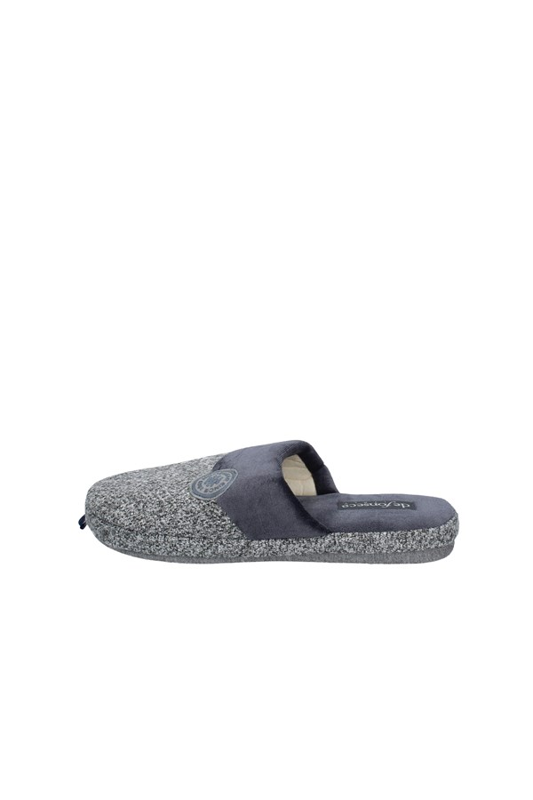 DE FONSECA slippers GREY