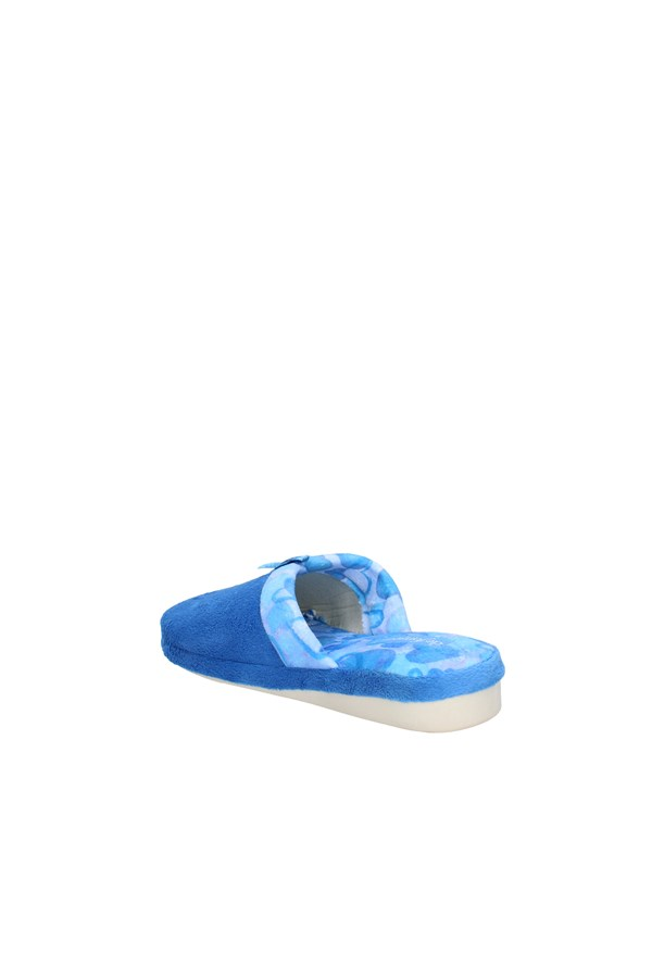 DE FONSECA slippers LIGHT BLUE