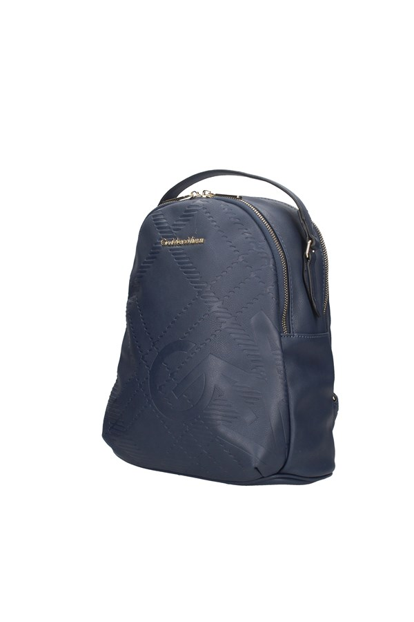 GIANMARCO VENTURI BACKPACK NAVY