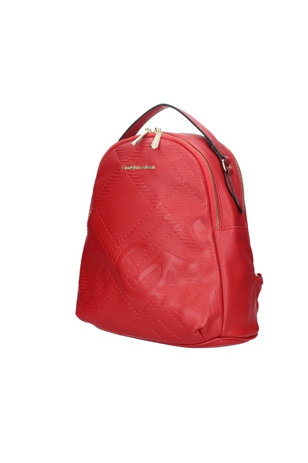 GIANMARCO VENTURI BACKPACK RED