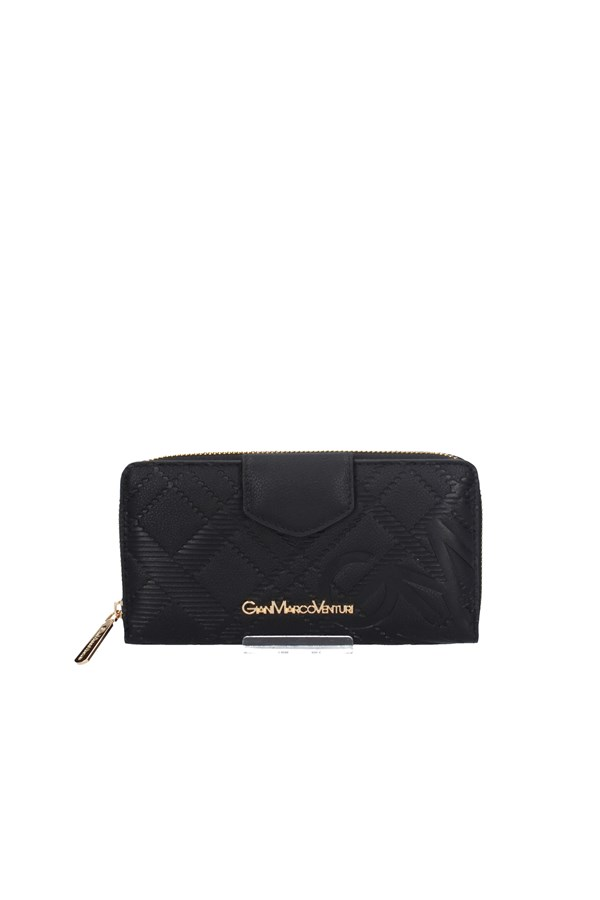 GIANMARCO VENTURI WALLET BLACK