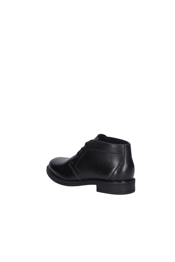 MARINA MILITARE ankle boots BLACK