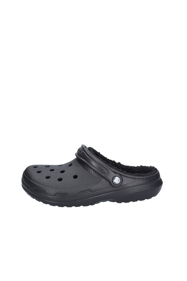 CROCS slippers BLACK
