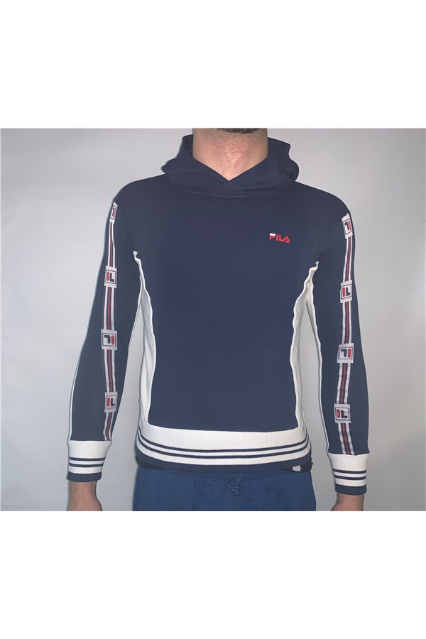 FILA Hoodies BLUE