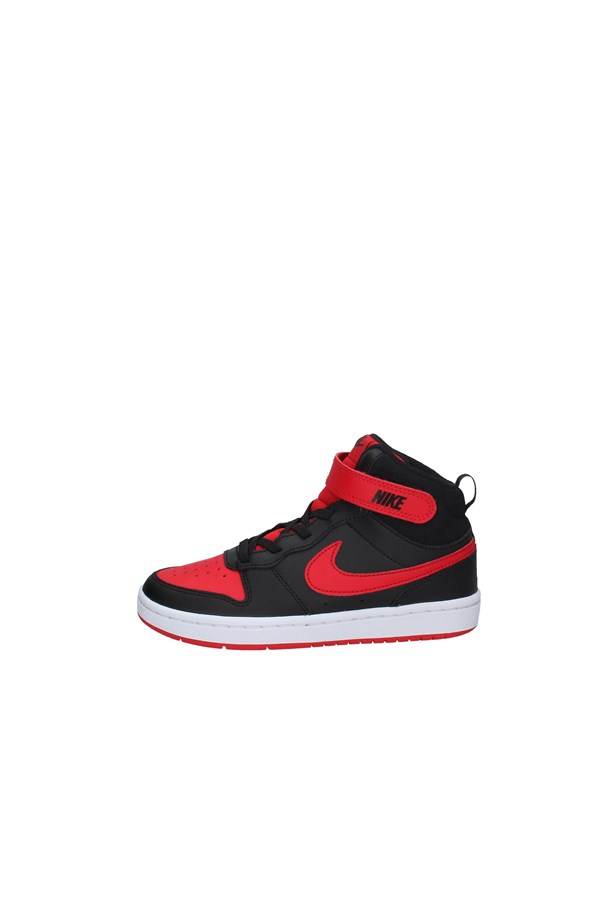 NIKE SNEAKERS BLACK AND RED