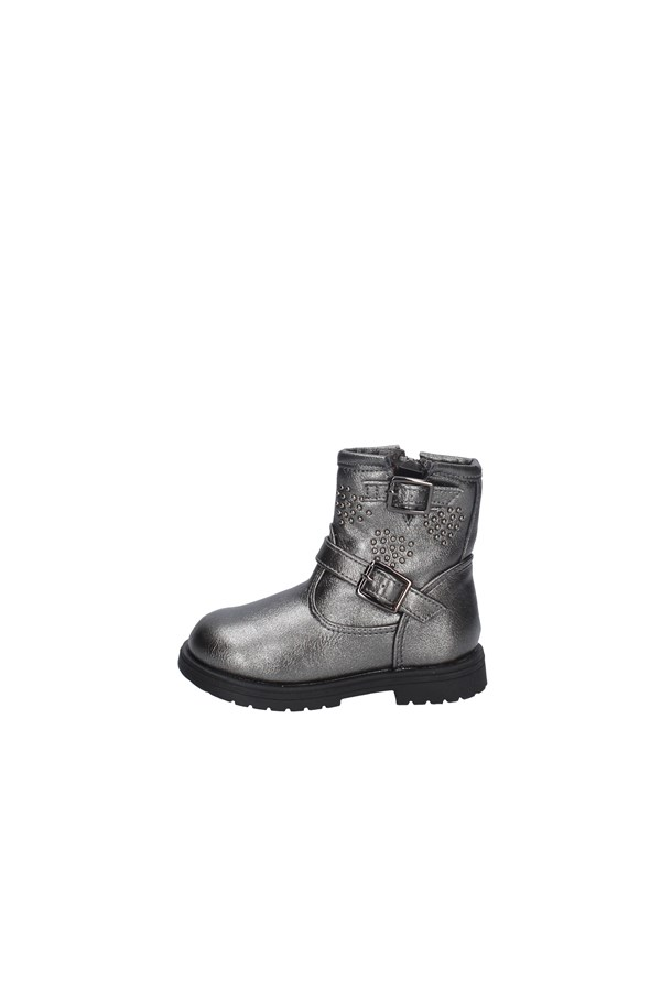 ASSO BOOTS SILVER