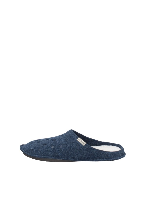 CROCS slippers BLUE