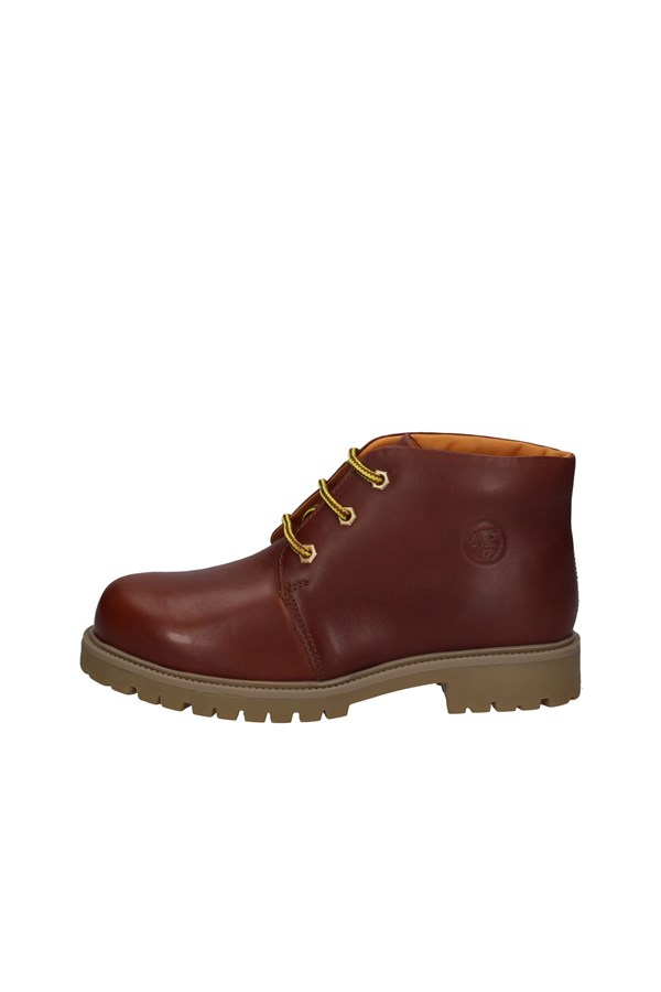 WILD LAND boot LEATHER