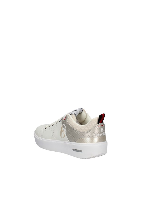 CONTE OF FLORENCE SNEAKERS WHITE