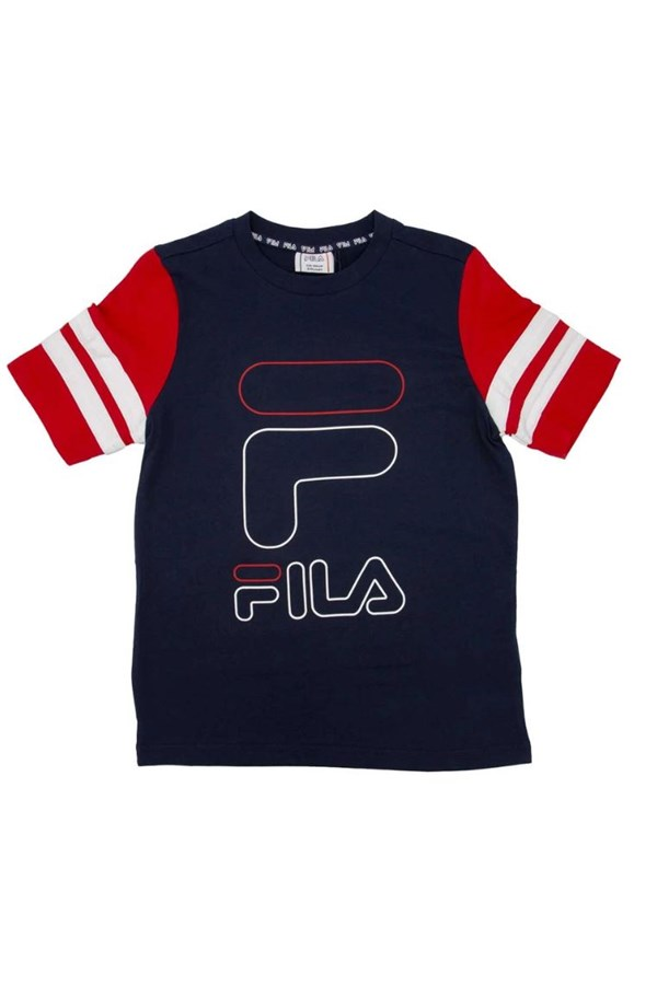 FILA T-SHIRT BLUE