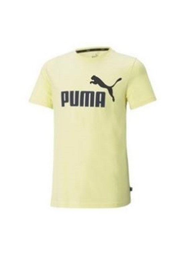 PUMA T-SHIRT YELLOW