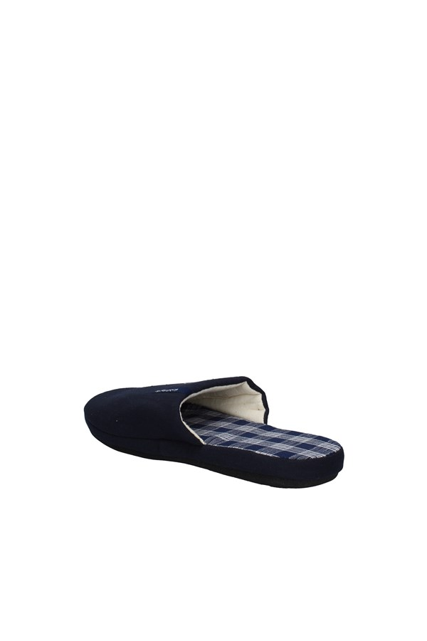 DE FONSECA slippers NIGHT BLUE