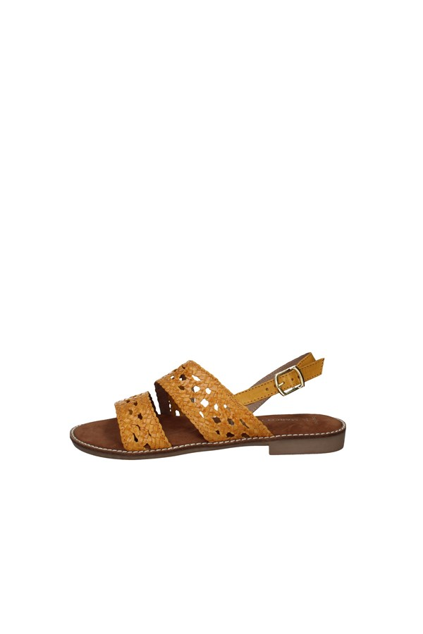 MARCO TOZZI SANDALS YELLOW