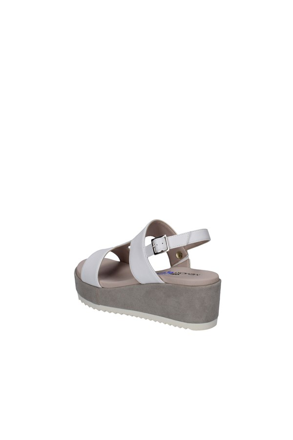 COMART SANDALS WHITE