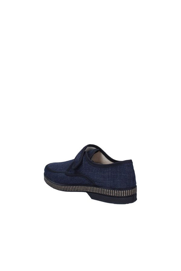 DAVEMA slippers BLUE
