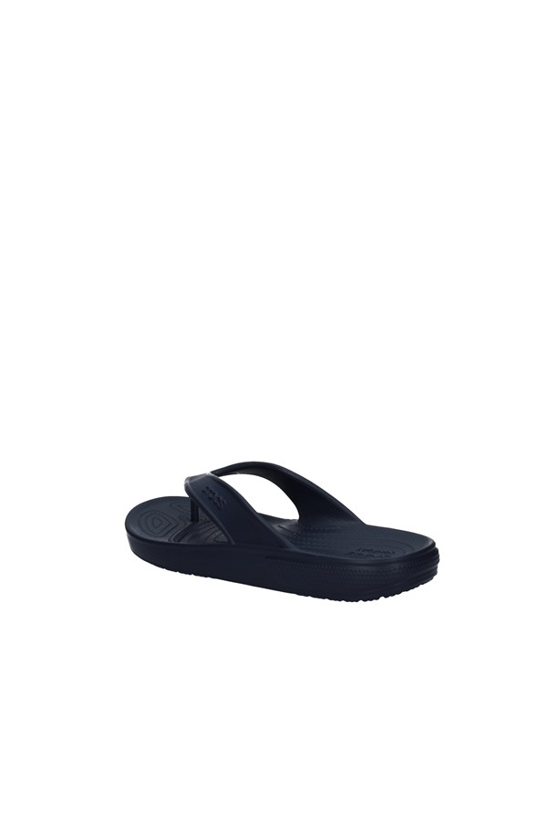 CROCS slippers NAVY