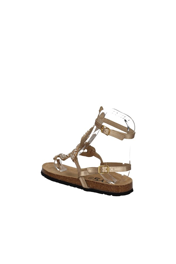 KEYS SANDALS PLATINUM