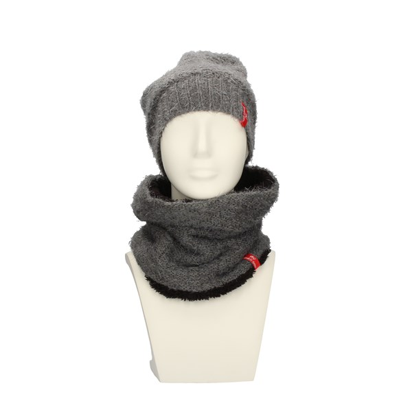 ROMEO GIGLI neck warmer GREY