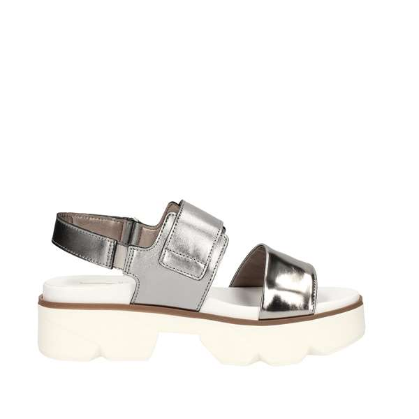 JEANNOT Sandals  With wedge Women 39070SFZ15AS 3