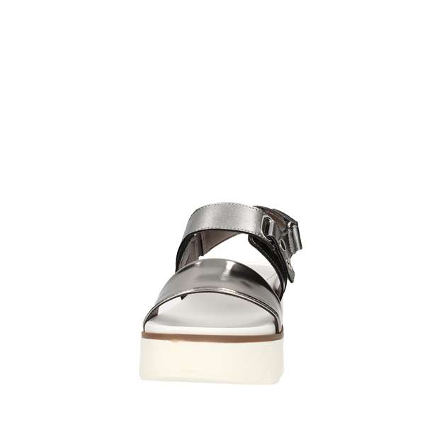 JEANNOT Sandals  With wedge Women 39070SFZ15AS 4