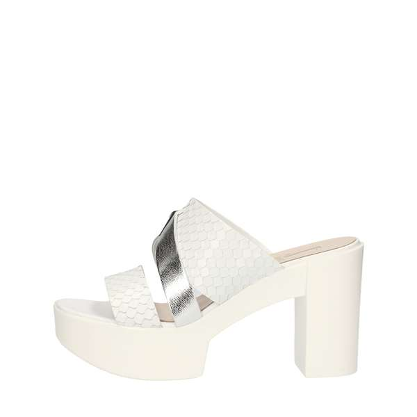 JEANNOT  With wedge White