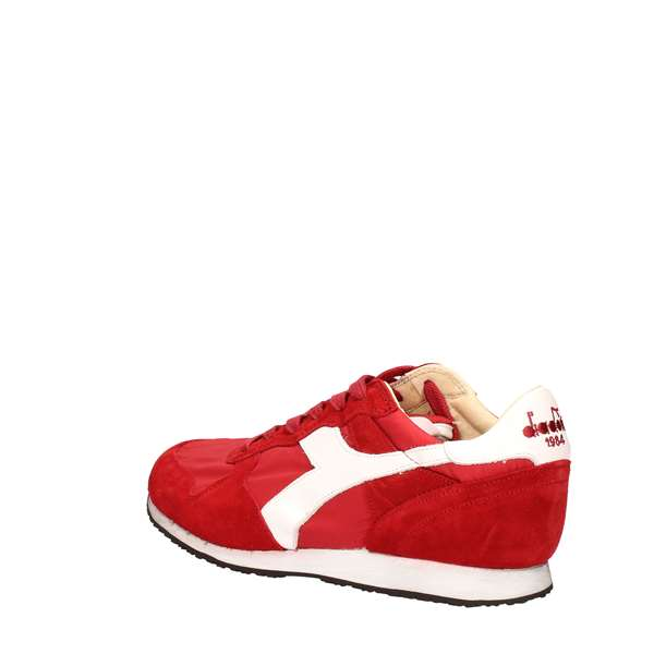 DIADORA HERITAGE low Red
