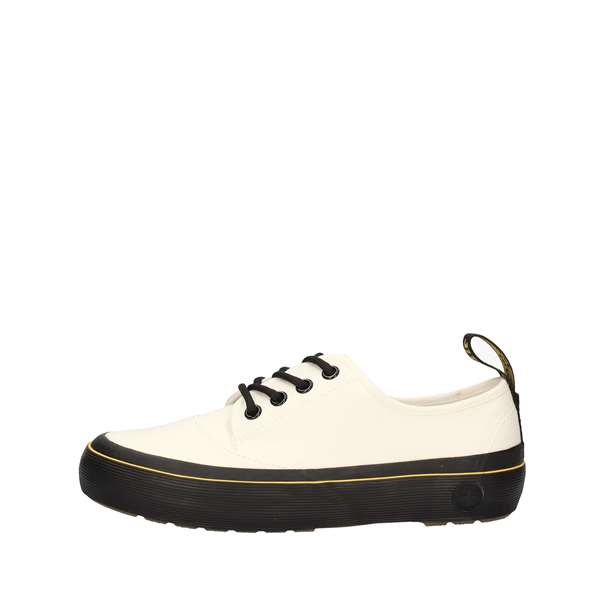 DR.MARTENS  low White