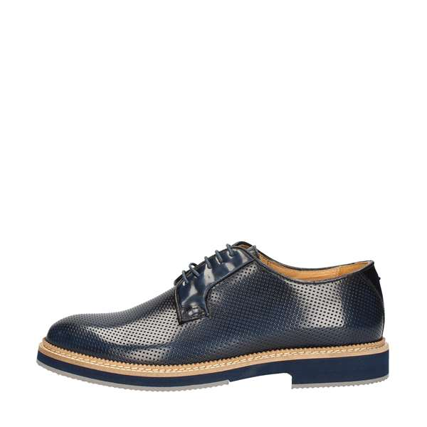 HUDSONLaced  Oxford 930 BLUE