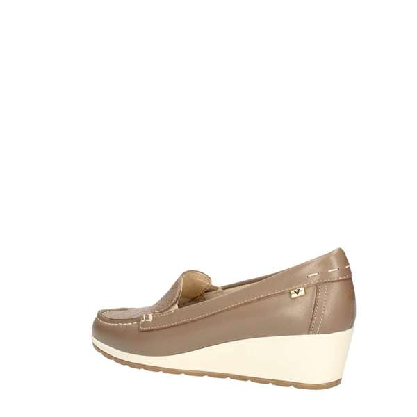 VALLEVERDE Loafers TAUPE