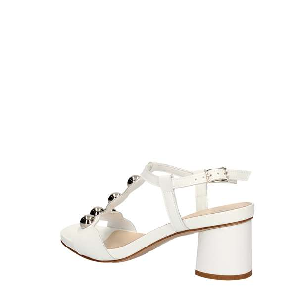 JEANNOT With heel White