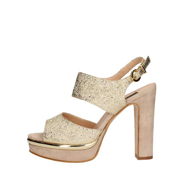 SILVANA Sandals With heel Women 769 0