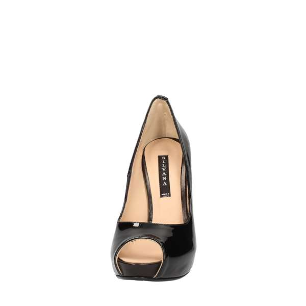 SILVANA Heeled Shoes Check Women 780 4