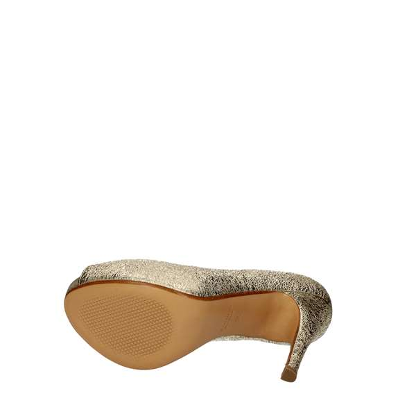 SILVANA Heeled Shoes Check Women 780 5