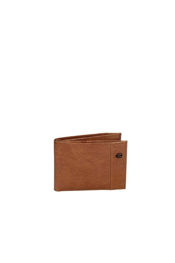 PIQUADRO Banknote holder LEATHER
