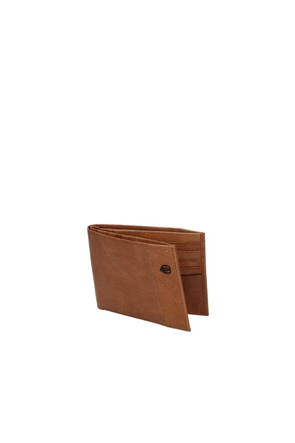 PIQUADRO WALLET LEATHER