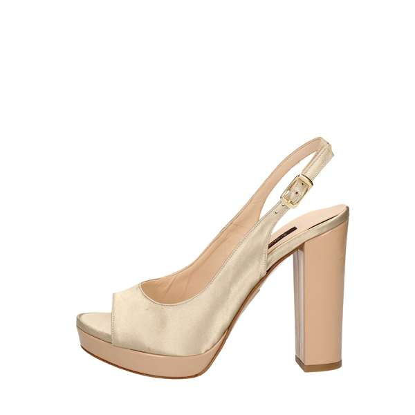 L'AMOUR With heel BEIGE