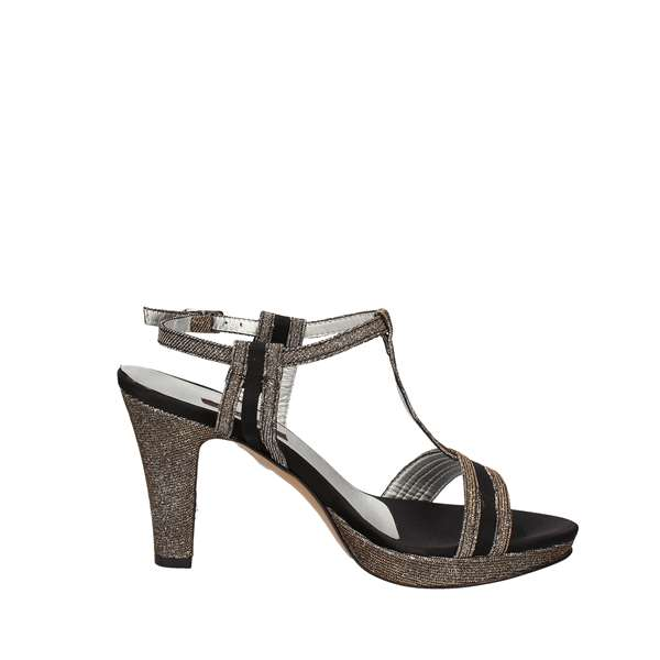 L'AMOUR Sandals With heel Women 751 3