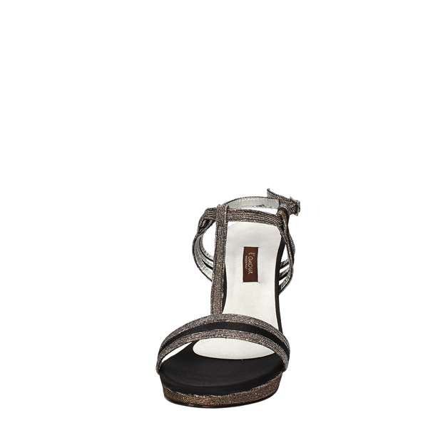 L'AMOUR Sandals With heel Women 751 4
