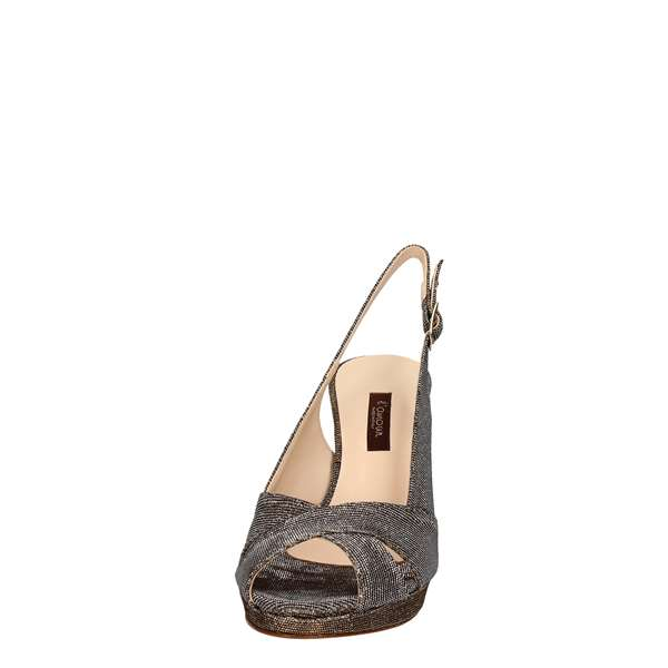 L'AMOUR Sandals With heel Women 717 4
