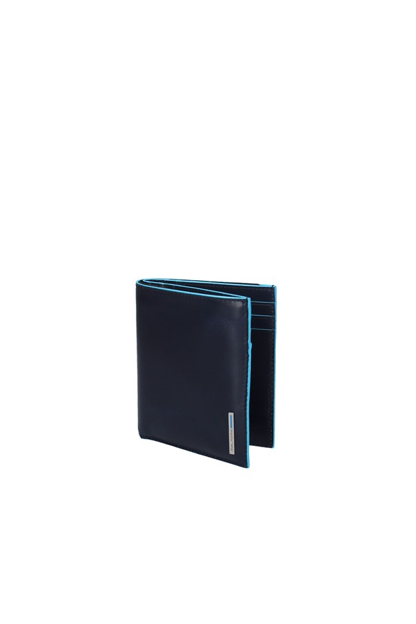 PIQUADRO Banknote holder BLUE
