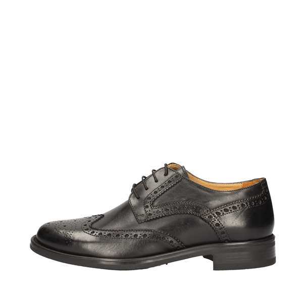 HUDSONLaced  Oxford 917 BLACK