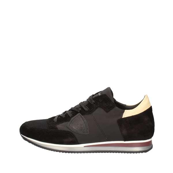 nero Sneakers MODEL uomo PHILIPPE blu trendy HnvI58
