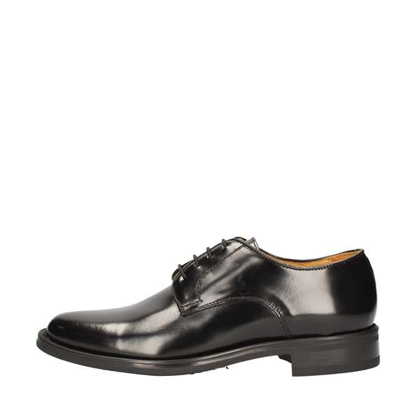 HUDSONLaced  Oxford 901 BLACK