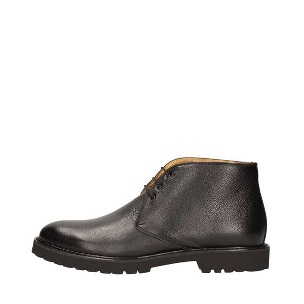 HUDSON Ankle Black