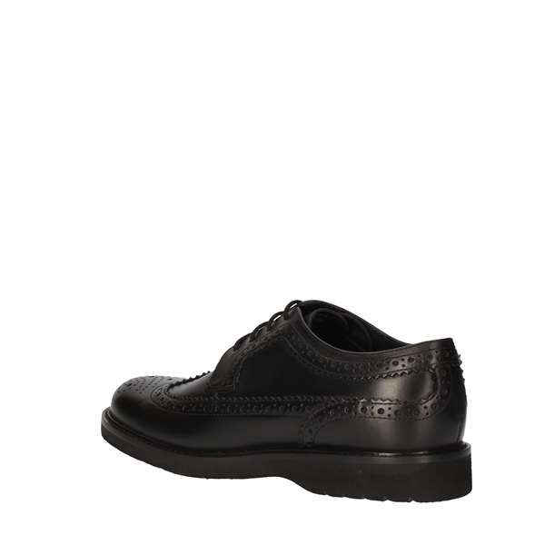 LUMBERJACK Oxford Black