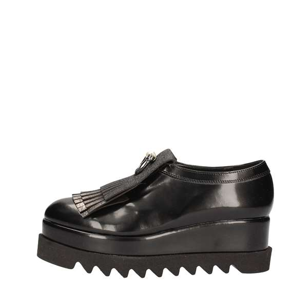 BOTTEGA LOTTI Slip on Black