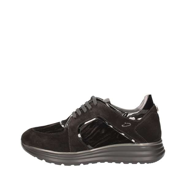 ALBERTO GUARDIANI SD59431C Black Shoes Women