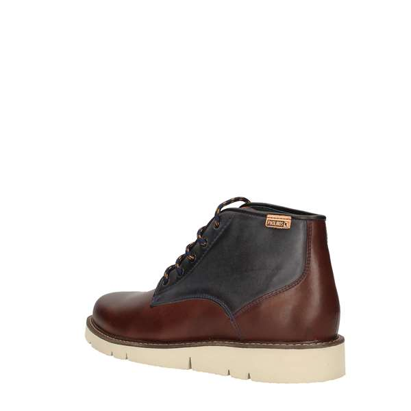 PIKOLINOS  ankle boots Brown